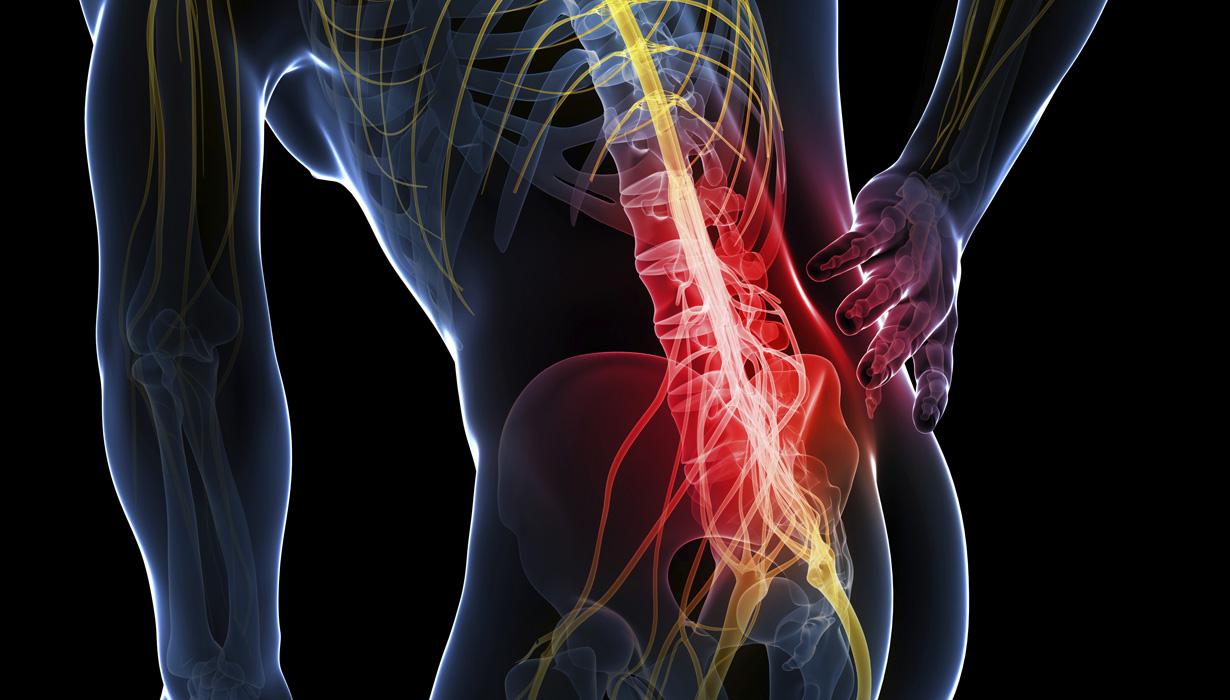 Как избежать болей в спине